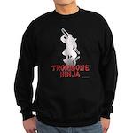 Trombone Ninja Sweatshirt (dark)