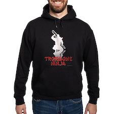 Trombone Ninja Hoodie