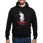 Trombone Ninja Hoodie (dark)