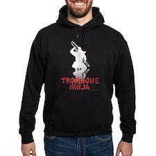 Trombone Ninja Hoody