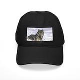 Wolf Hats & Caps