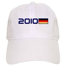 2010 German Flag Baseball Cap