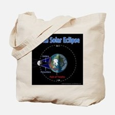 Total Solar Eclipse - 1, Tote Bag