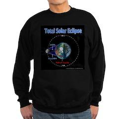 Total Solar Eclipse - 1, Sweatshirt