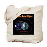 Annular Solar Eclipse - 1, Tote Bag
