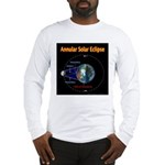 Annular Solar Eclipse - 1, Long Sleeve T-Shirt