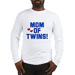 Mom of Twin Boys Long Sleeve T-Shirt