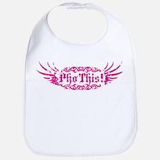Pho This! (Pink Logo) Bib