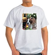 Saint Bernard Puppy T-Shirt