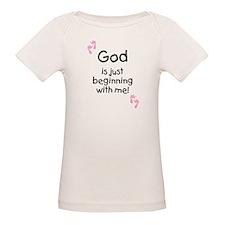 God's Beginning Tee