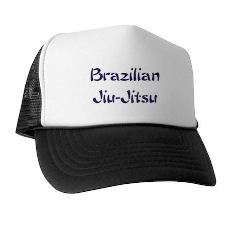 Brazilian Jiu-Jitsu Trucker Hat