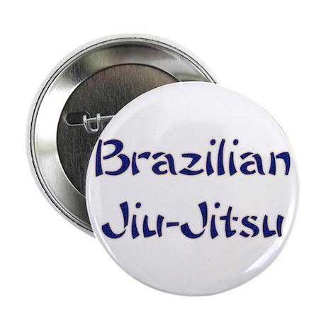 """Brazilian Jiu-Jitsu 2.25"""" Button (10 pack)"""