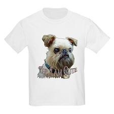 Brussels Griffon Kids T-Shirt