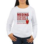 New Medina Women's Long Sleeve T-Shirt