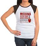 New Medina Women's Cap Sleeve T-Shirt