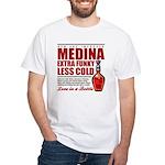 New Medina White T-Shirt