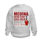 New Medina Kids Sweatshirt