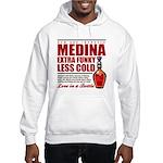 New Medina Hooded Sweatshirt