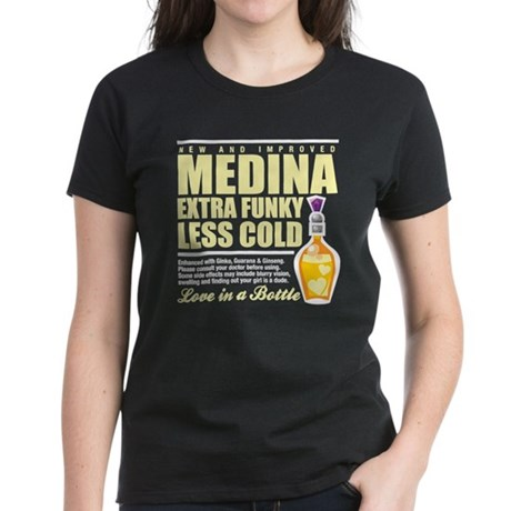 New Medina Women's Dark T-Shirt