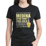 New Medina Women's Dark T-Shirt