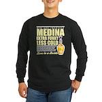 New Medina Long Sleeve Dark T-Shirt