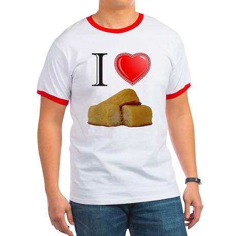 I Love Twinkies Ringer T