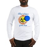 Old Eclipse #2, Long Sleeve T-Shirt