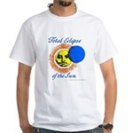 Old Eclipse #2, White T-Shirt