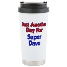 Today Is Dave Day Ceramic Travel Mug