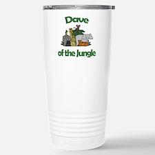 Dave of the Jungle Travel Mug
