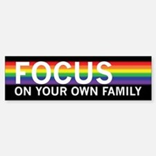 FOCUS on your own family