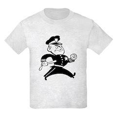 Funny Retro Cop T-Shirt