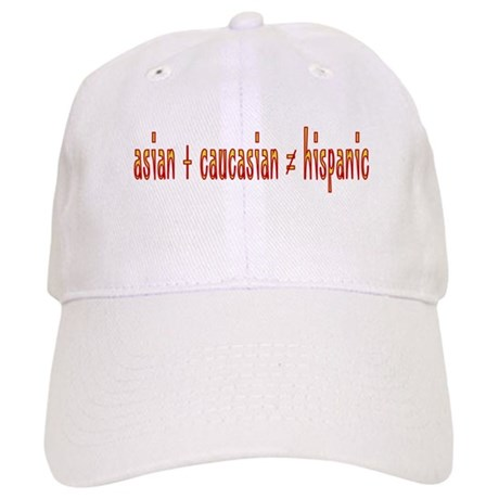 Hapa Math Cap