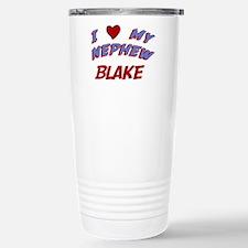 I Love My Nephew Blake Travel Mug