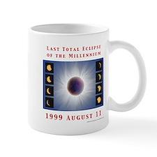 1999 Total Solar Eclipse Mug