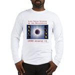 1999 Total Solar Eclipse Long Sleeve T-Shirt