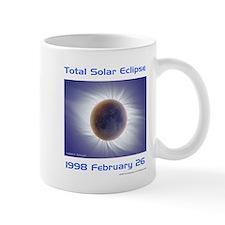 1998 Total Solar Eclipse Mug
