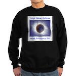 1998 Total Solar Eclipse Sweatshirt (dark)