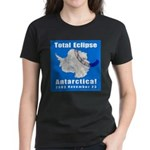 2003 Total Solar Eclipse Women's Dark T-Shirt