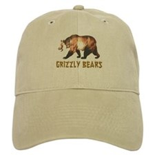 Grizzly Bears Baseball Cap