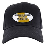 MISSOURI SHIRT ST. LOUIS SHIR Black Cap