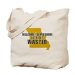 MISSOURI SHIRT ST. LOUIS SHIR Tote Bag