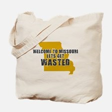 MISSOURI SHIRT ST. LOUIS SHIR Tote Bag