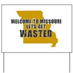 MISSOURI SHIRT ST. LOUIS SHIR Yard Sign