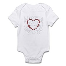 Love is Irresistable Infant Bodysuit