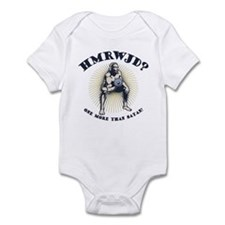 How Many Reps? Infant Bodysuit