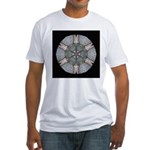 Stone Wall IV Fitted T-Shirt