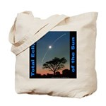 Total Solar Eclipse 2, Tote Bag