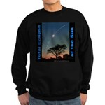 Total Solar Eclipse 2, Sweatshirt (dark)