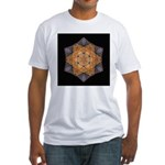 Stone Wall II Fitted T-Shirt